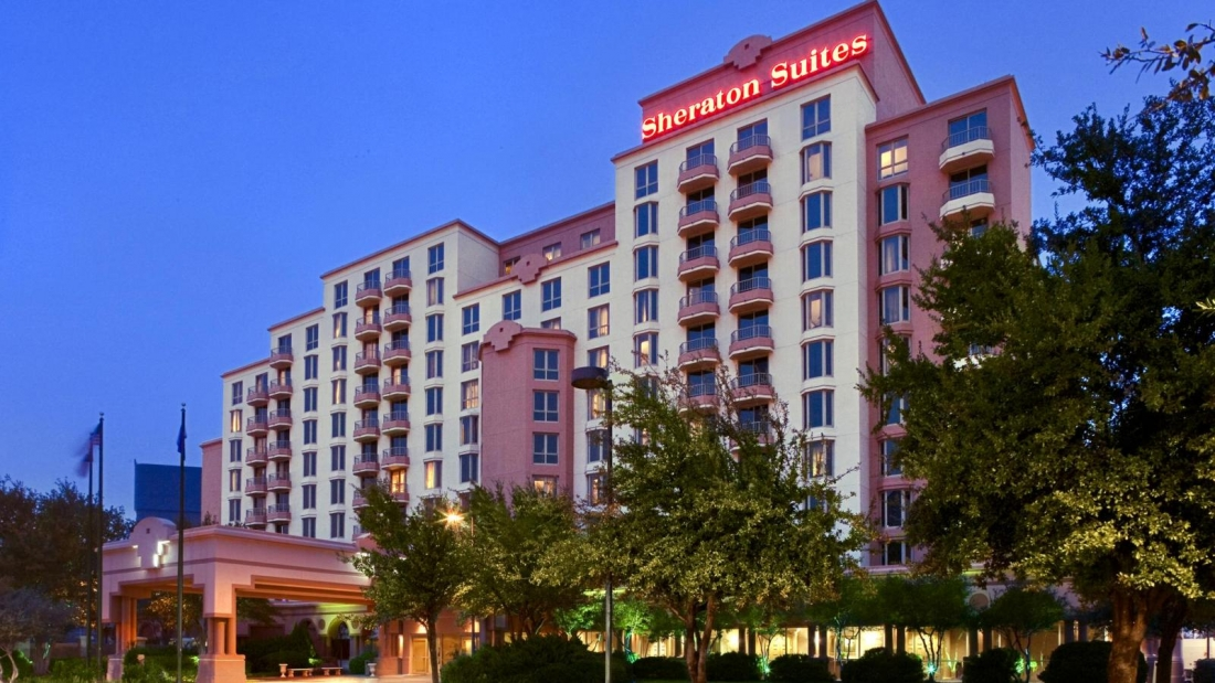 SHERATON SUITES DALLAS MARKET